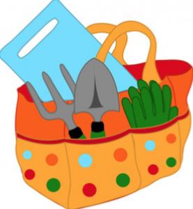 garden basket raffle prize
